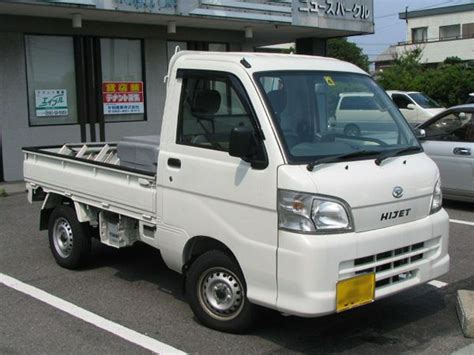 Hijet Mini Truck by Daihatsu Hijet