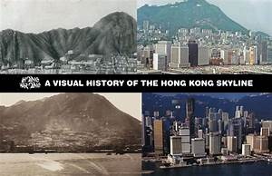 Evolution of the Hong Kong Skyline - a Visual History