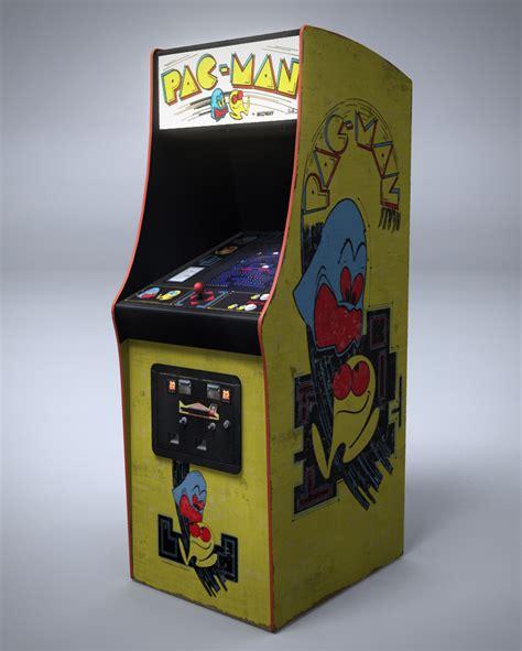 pac man arcade cabinet pac man arcade machine by nocomplys on deviantart