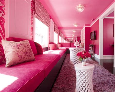 image extravagant pink paint colors for living rooms