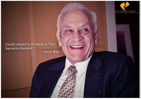 Facts And Quotes of The Legendary Amar Bose of Bose ...