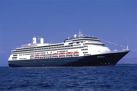Holland America Line Amsterdam Ship Review