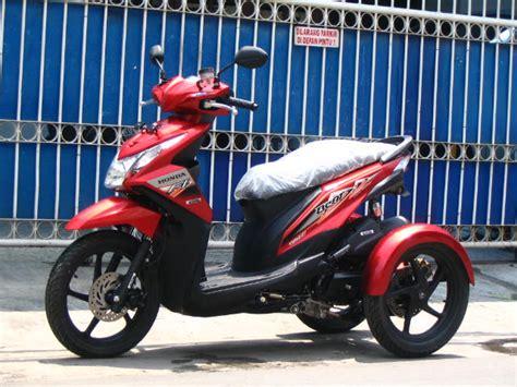 oracle modification concept modifikasi motor roda tiga