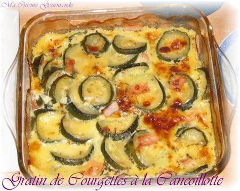 recette de cuisine courgette gratin courgettes cancoillotte cuisine plurielles fr