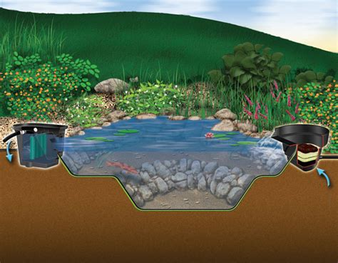 Aquascape Pond Supplies by Aquascape Diy Backyard Pond Kit Avaialble In Multipe Sizes