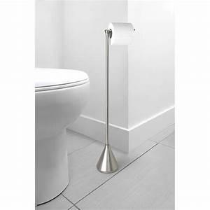 Porte Papier Toilette Design : porte papier toilette design a poser metal umbra pinnacle ~ Dailycaller-alerts.com Idées de Décoration