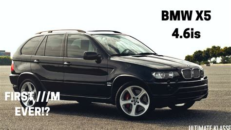 2003 Bmw X5 4.6 Is Review--should You Buy One??