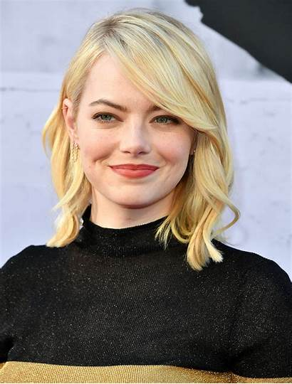 Emma Stone Hair Blonde Yellow Wanted Ve