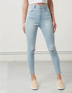 Jeans Bershka tiro alto - Jeans - Bershka Espau00f1a   Ideas all for styles   Pinterest   Bershka ...