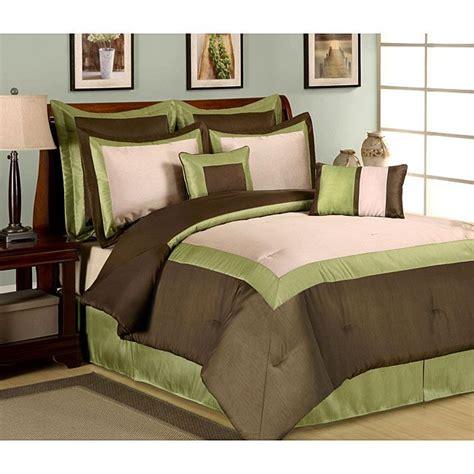 update  bedroom   elegant green  piece