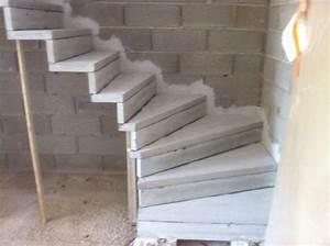Habiller Un Escalier En Béton Brut : good marche escalier beton prefabrique with habillage escalier beton exterieur with escalier azam ~ Nature-et-papiers.com Idées de Décoration