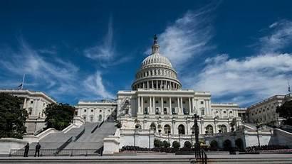 Capitol Building United States 4k Hill Washington