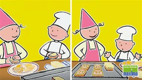 dessin animé cuisine dessin animé de cuisine mousse au chocolat