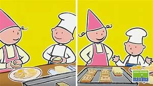apprendre la cuisine aux enfants avec un dessin anime With dessin anime de cuisine