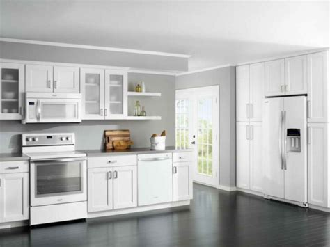 wall color for kitchen with grey kitchen wall color select 70 ideas how you a homely