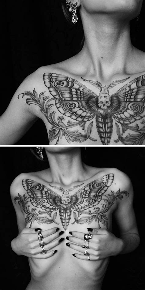 60 Best Chest Tattoos – Meanings, Ideas and Designs for 2016