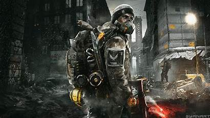 Division Clancy Tom Wallpapers Games Clancys 1080