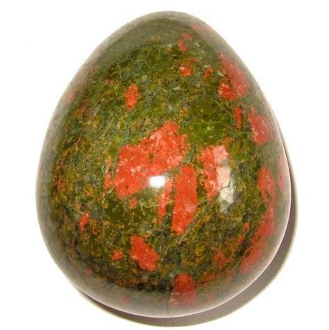 unakite egg 01 jumbo green orange amazing