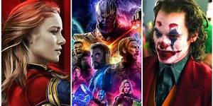 Why, Are, 10, Superhero, Films, Coming, Out, In, 2019