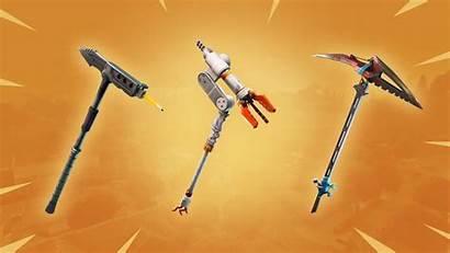Fortnite Season Pickaxe Pickaxes Battle Royale Pass