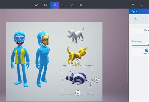 How To Use Microsoft's Paint 3d In Windows 10 Pcworld