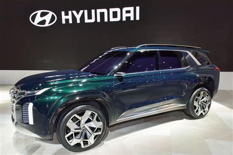 Hyundai Suv 2020 by 2020 Hyundai Palisade Everything We About The 3 Row