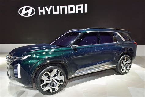 2020 Hyundai Palisade Everything We Know About The 3row