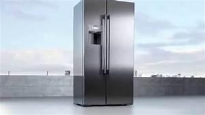 Siemens Side By Side : siemens coolduo side by side refrigerator youtube ~ Frokenaadalensverden.com Haus und Dekorationen