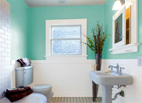 1001 ideas for choosing unique and bathroom paint colors