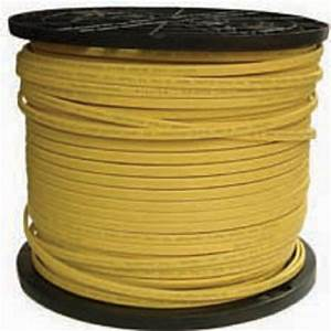 Southwire 1 000 Ft  12  2  2 Solid Romex Simpull Cu Nm G