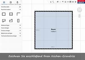 Küche Selber Planen Online : k che planen grundriss ~ Bigdaddyawards.com Haus und Dekorationen