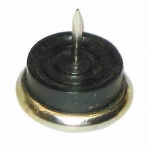 Serrurier Le Cannet : patins amortisseur pointe nickel caoutchouc 25 mm vrac ~ Premium-room.com Idées de Décoration
