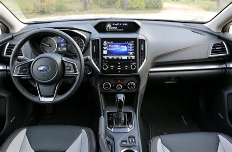 subaru crosstrek  limited test drive review