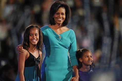 Sasha And Malia Obama Through The Years  Popsugar Celebrity