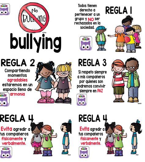 Bullying En La Escuela Dise 241 Os Para Decir No Al Bullying En La Escuela