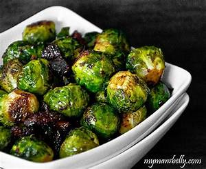 roasted brussels sprouts, easy thanksgiving recipes, cast