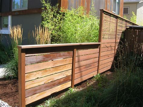 Cascade Fence And Deck by Custom Pre Stained Fence In Downtown Portland Oregon Yelp