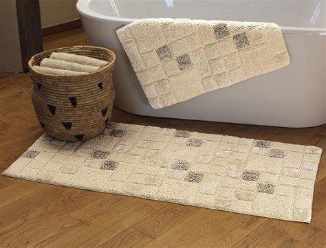 salle de bain tapis tapis de bain galet linvosges