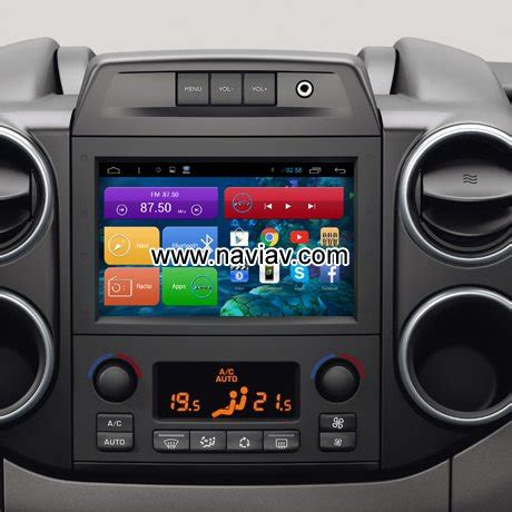 Peugeot Partner Android Wifi Obd Tpms Car Radio Gps