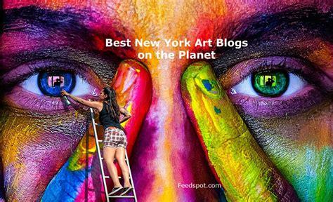 Top 30 New York Art Blogs, News Websites & Newsletters In 2019