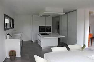 Hotte Pour Ilot Central : hotte de cuisine pour ilot central 2 retour aux ~ Melissatoandfro.com Idées de Décoration