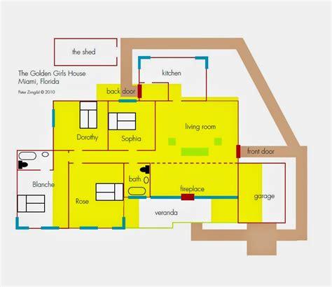 golden girls house floor plan escortsea