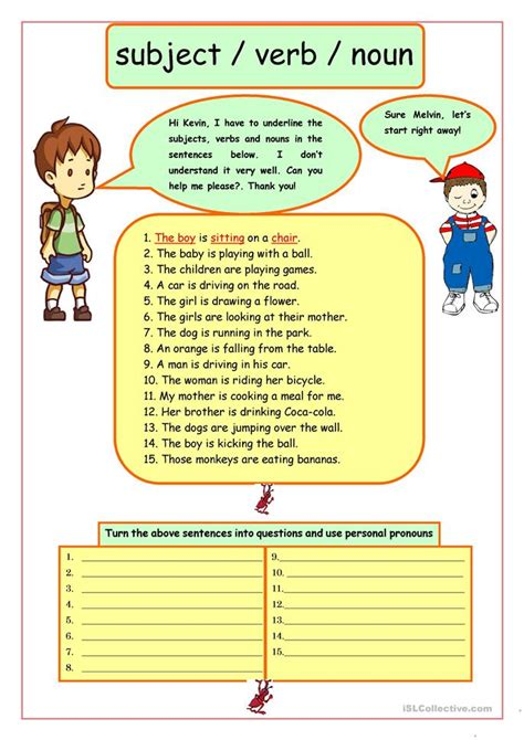 Some compound nouns are formed from an adjective + noun or from a verb + noun. 64 FREE ESL noun worksheets