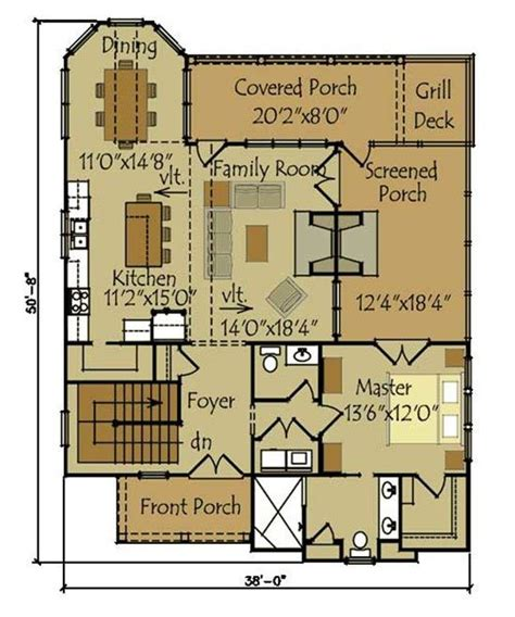 Cottage Homes Floor Plans by Cool Small Vacation Home Floor Plans New Home Plans Design