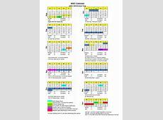 20182019 School Calendar