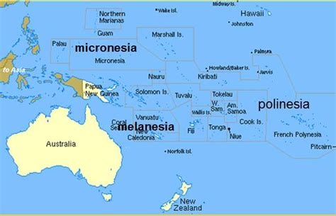 l australia e l oceania