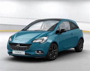 Opel Corsa Bleu : opel corsa v 2018 couleurs colors ~ Gottalentnigeria.com Avis de Voitures