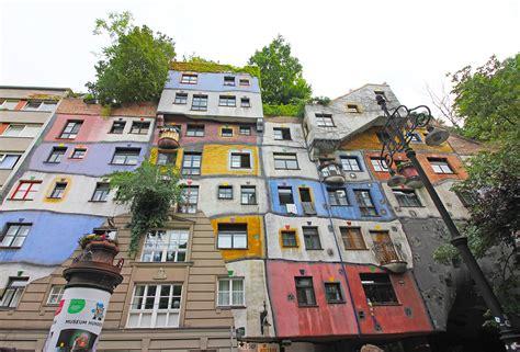 Hundertwasserhaus Vienna's Colourful & Quirky Housing