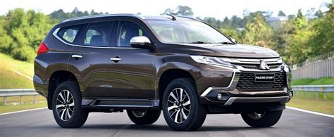 Mitsubishi Montero 2020 Model by New Mitsubishi Suv Is In Development Could Fight The 2020