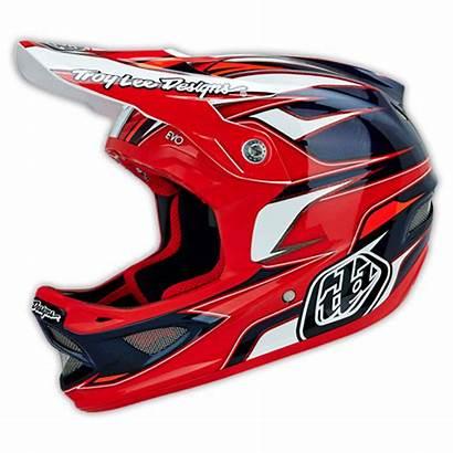 Designs D3 Troy Lee Helmet Evo Helmets